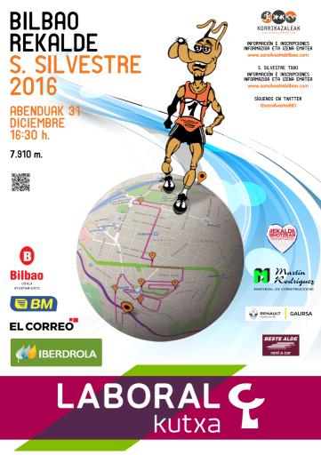 Bilbao Rekalde San Silvestre 2016
