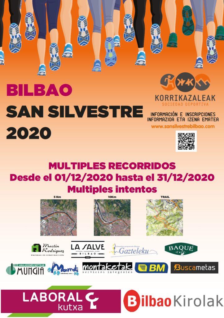 San Silvestre Bilbao 2020